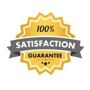 Satisfaction guarantee stamp for movers Ancaster.
