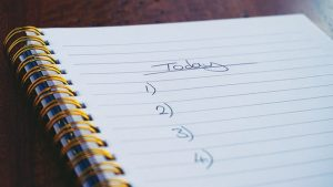 Write down the concerns for renting the short-term storage unit