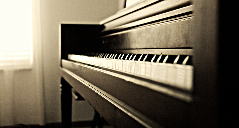 How to store your piano?