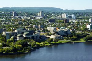 Ottawa is one of the best student cities in Canada.