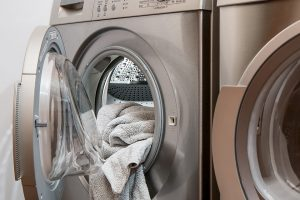 Cleaning is the first step when you have to store appliances
