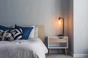 With professional help you can easily load a moving truck with your bedroom furniture