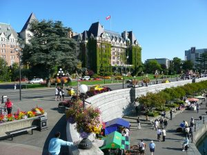 Victoria is one of the best cities for millennials in Canada.