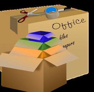 various packing materials