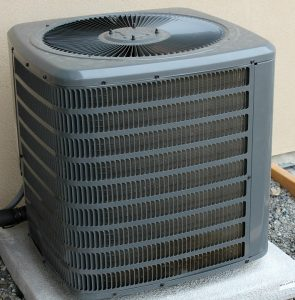 Image of an AC unit