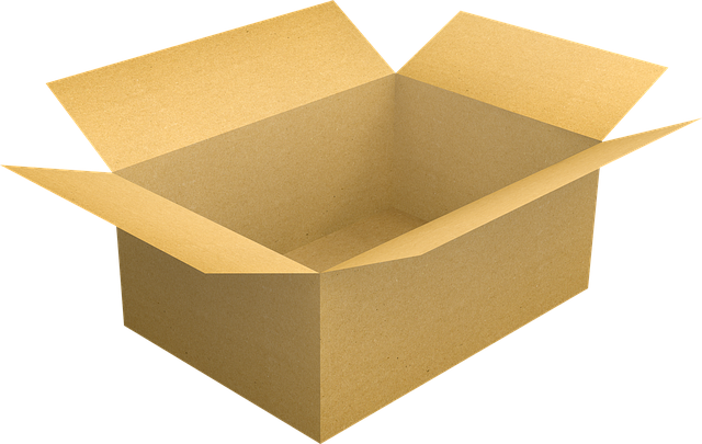 Use boxes if you want to declutter your storage unit with ease