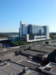 Oshawa, Ontario courthouse