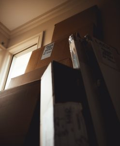 Moving boxes for packing in a hurry for your Ontario move