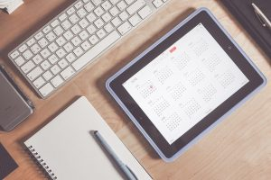 a calendar - reduce office moving expenses