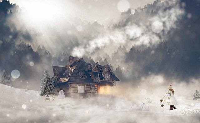 Moving in winter – how to survive?