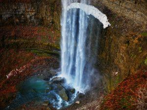 Tew's Falls, Dundas