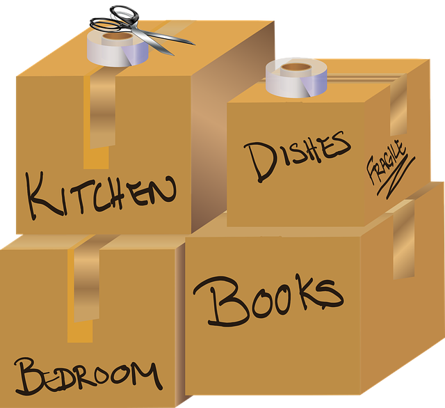 How to label boxes for moving like a pro