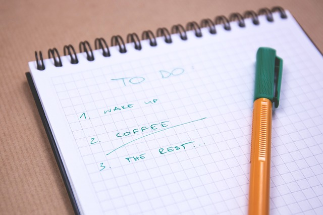 A checklist, a simple checklist will make moving to St Catharines