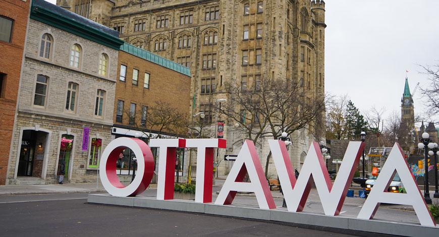 Ottawa offers stunning see sighting scenes