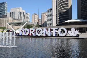 toronto sign - Most instagrammable places in Toronto