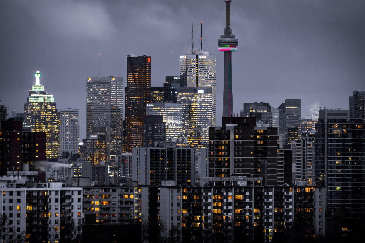Moving your condo to Toronto.