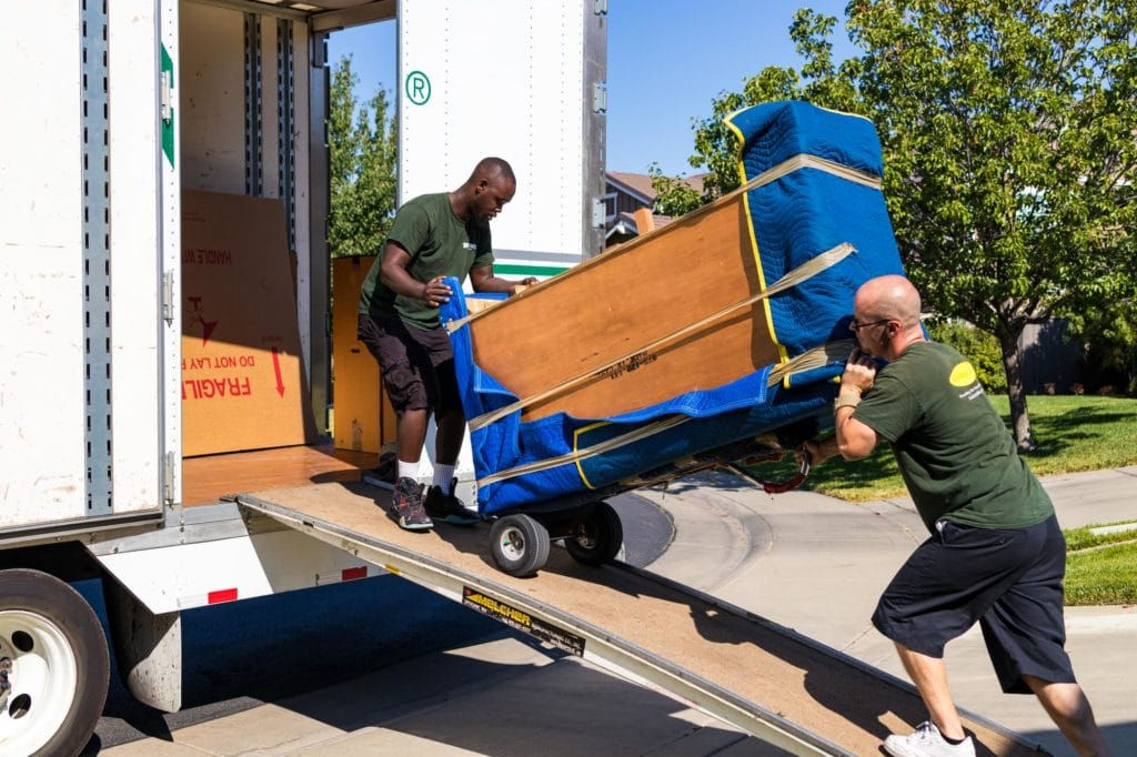 We are recommended by over 1000 customers for office furniture movers Kingsville