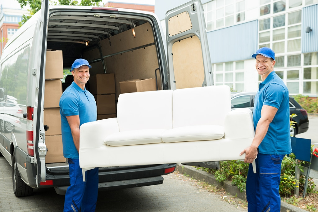 Number 1 movers is one of the best commercial movers North Bay