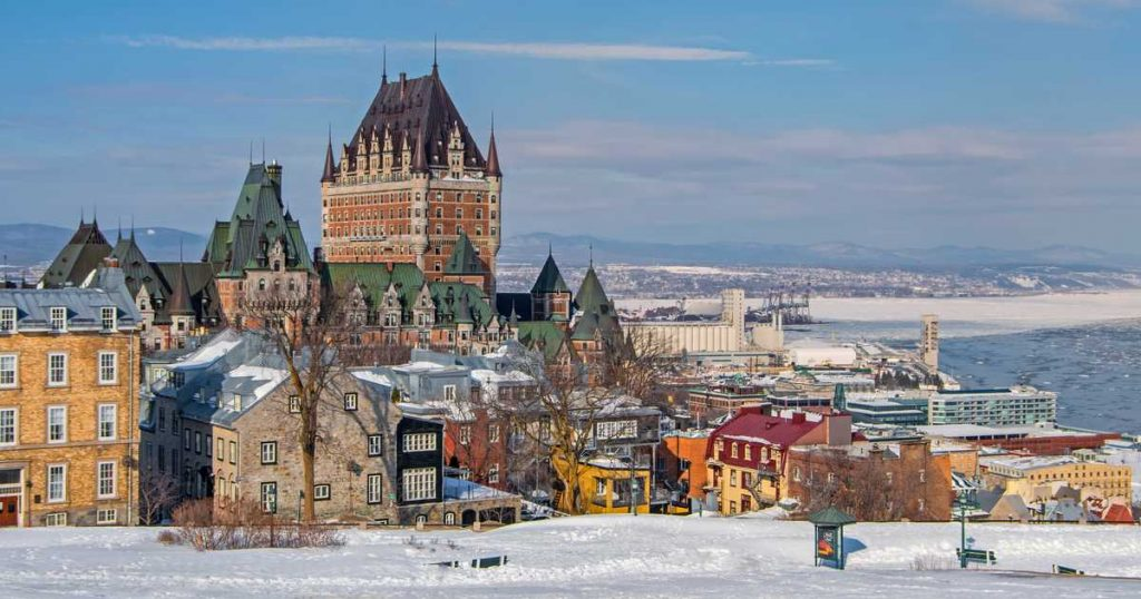 We are oldest moving company Quebec City