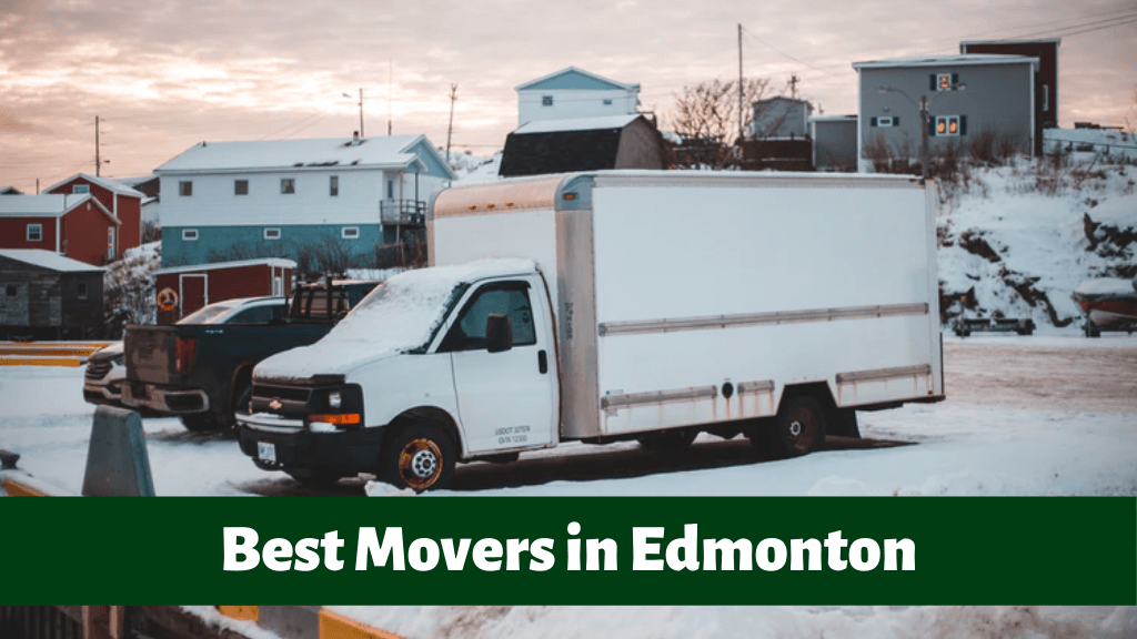 Best movers in Edmonton