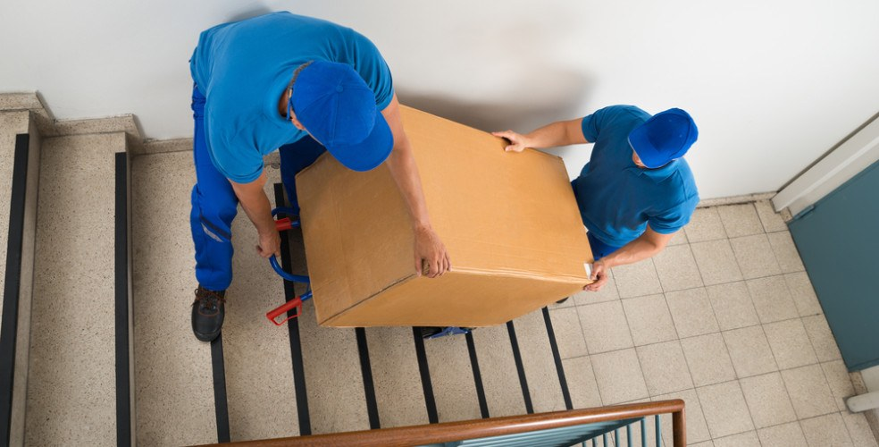 Professional movers in Calgary