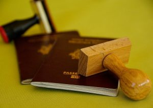 a passport - documents you should prepare when moving long distance