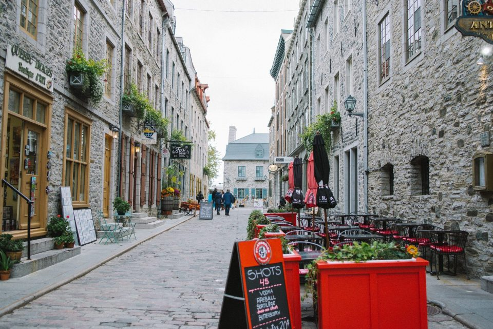 Moving to Quebec City trouble-free