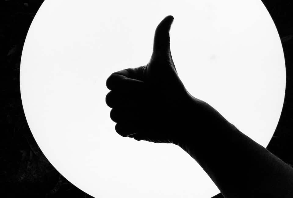 Thumbs up - evaluate movers in Mississauga
