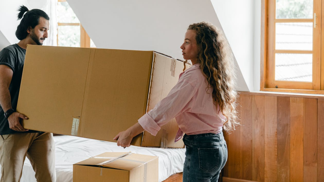 Steps to Take Before Moving into Temporary Housing