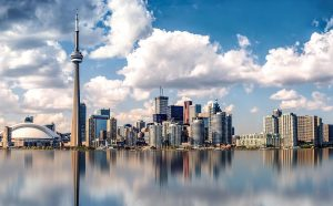 Toronto as one of the best Canadian cities for starting over