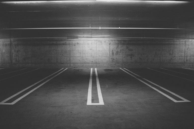 a parking spot