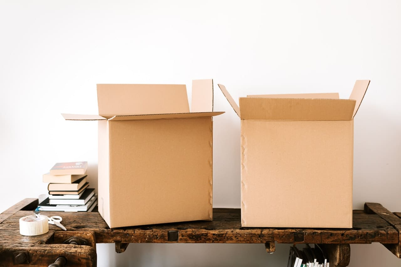 5 Ways of using leftover boxes after the move