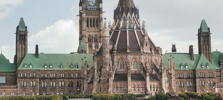 Parliament Hill in Ottawa is one of the top Ontario sightseeing options to explore