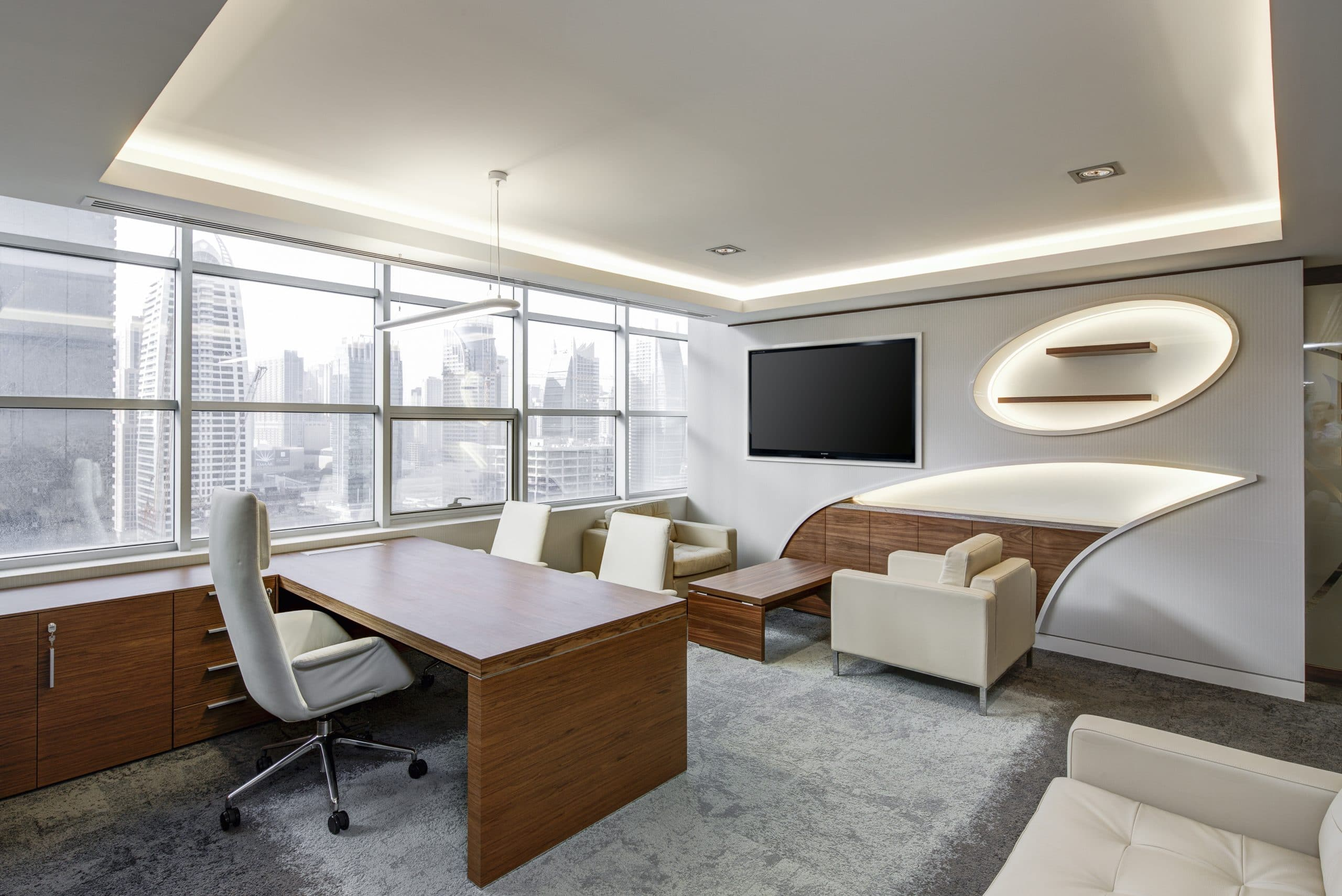 Organize your new office after moving