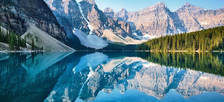 Canada nature spot