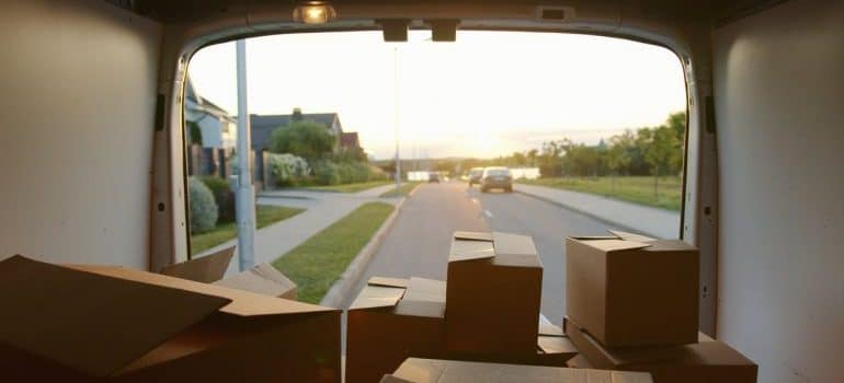movers cost in Ontario