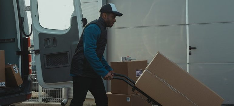 Enlist movers to pack and transport heavy items