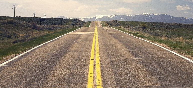 road as a part of Factors that raise moving expenses