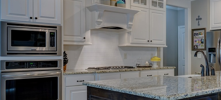kitchen you will have to go through as a part of inspect your new home guide
