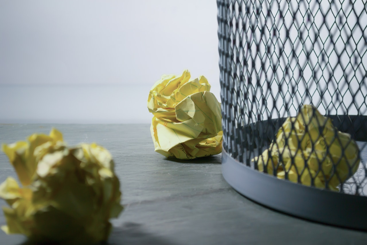 How to handle office waste disposal when moving