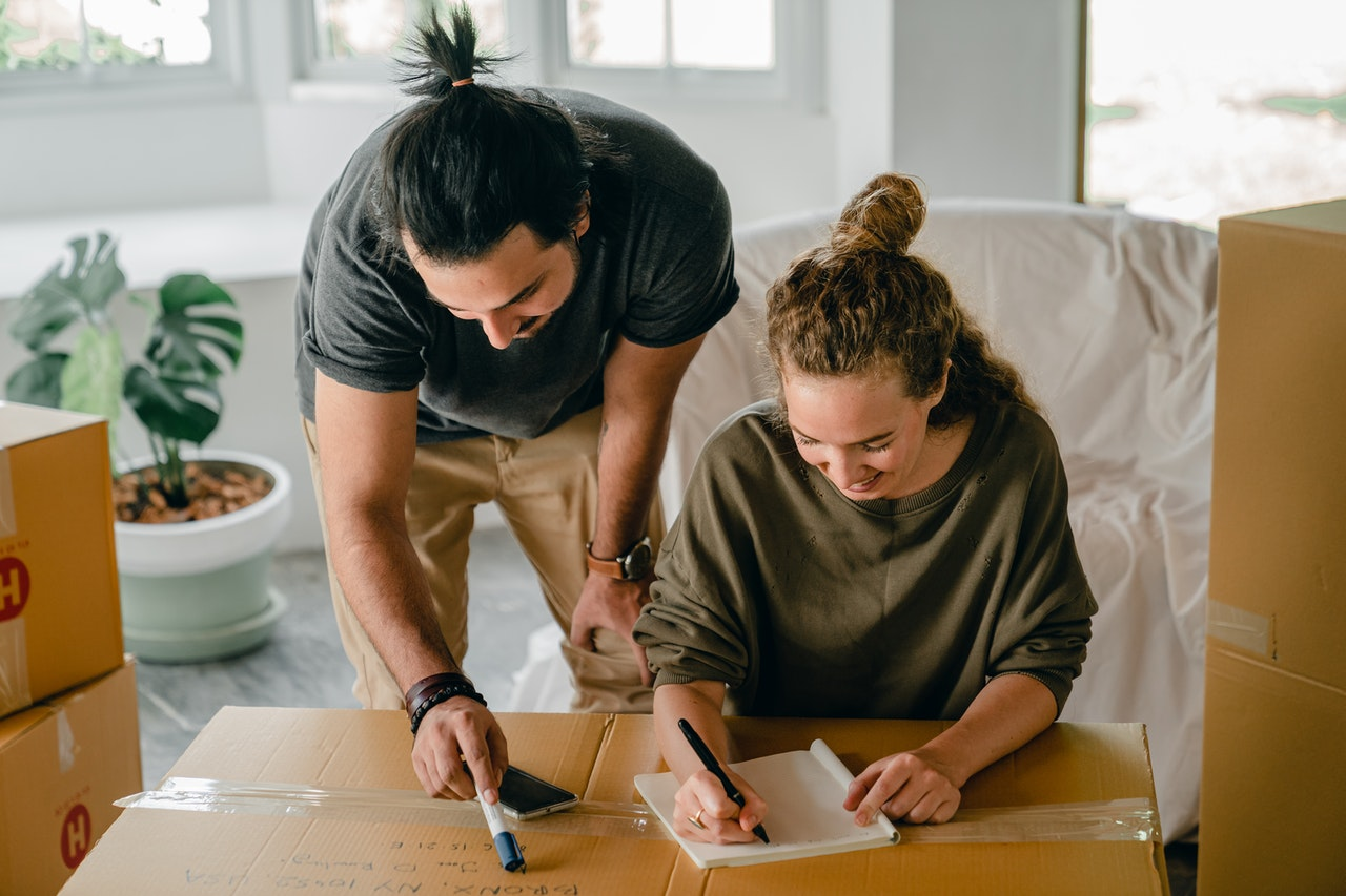 Couple planning their move from Oshawa to Burlington