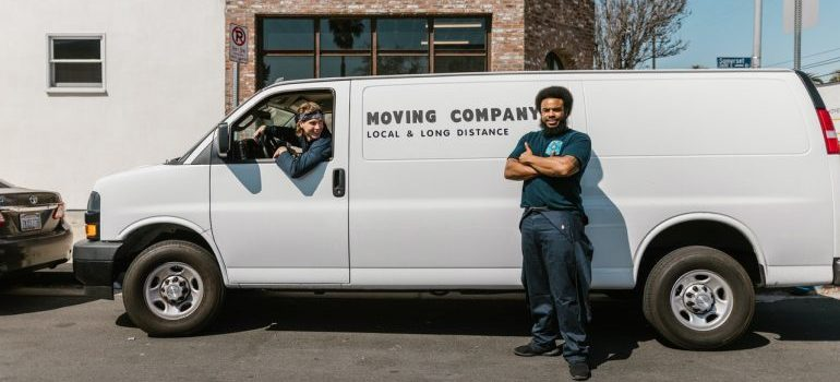 A trusted moving company